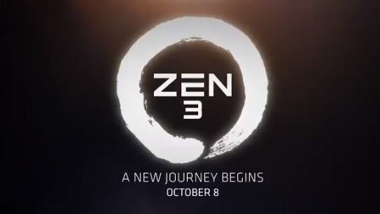 Процессоры AMD Zen 3