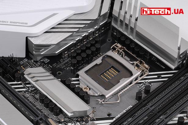 ASUS Prime Z490-A VRM