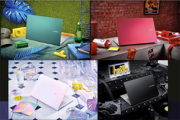 Ноутбуки ASUS VivoBook S14 (M433) и VivoBook S15 (M533)