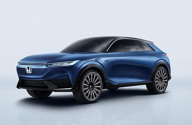 Honda SUV e concept