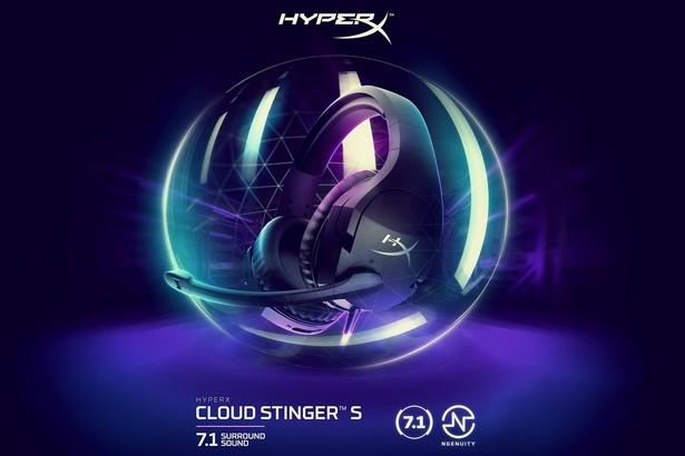 HyperX Cloud Stinger S