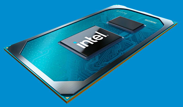 Процессор Intel Core 11th Gen (Tiger Lake)