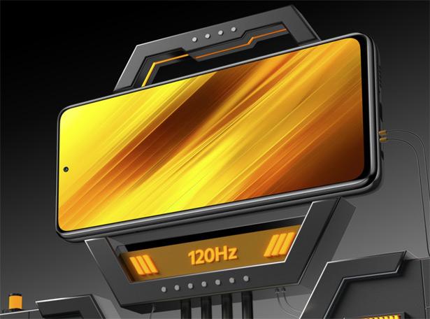 Экран POCO X3 NFC