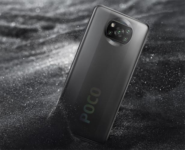 Серый POCO X3 NFC