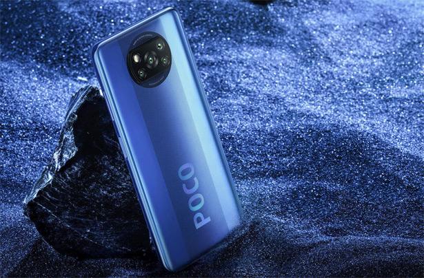 Синий POCO X3 NFC