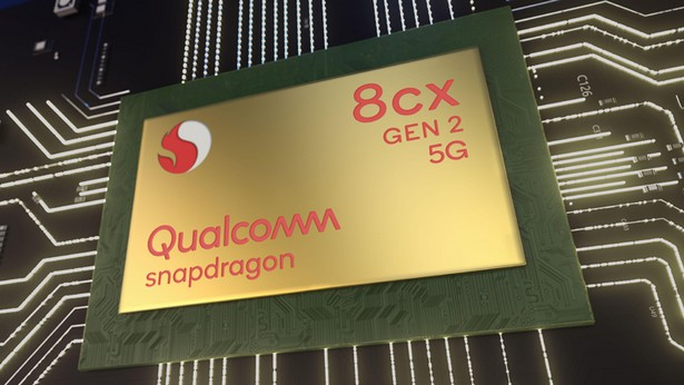Quaclomm Snapdragon 8cx Gen 2 5G
