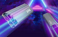 SSD ADATA XPG Gammix S70 с PCIe 4.0