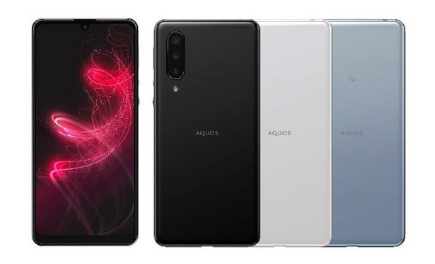 Sharp Aquos Zero 5G Basic