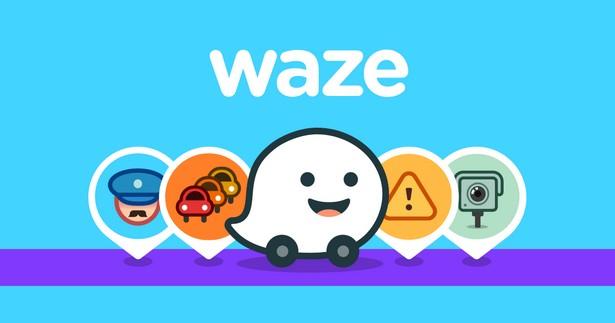 Приложение Waze