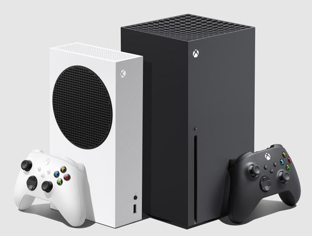 Xbox Series X и Xbox Series S