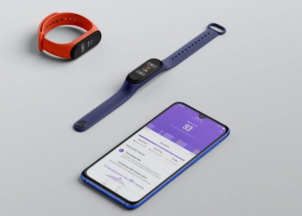 Xiaomi Mi Smart Band 4NFC ua