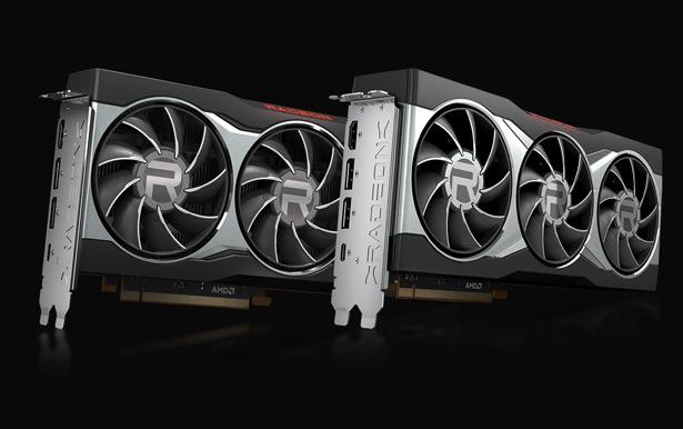 Видеокарты AMD Radeon RX 6800 XT и RX 6900 X