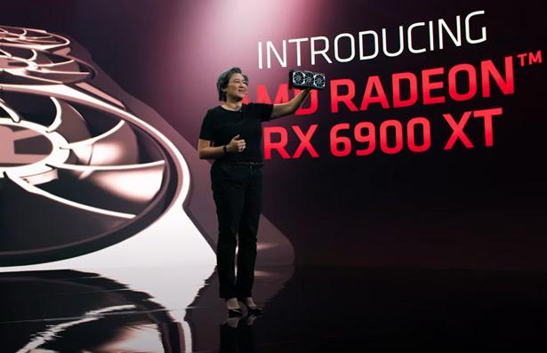 AMD представила видеокарты Radeon RX 6800, RX 6800 XT и RX 6900 X