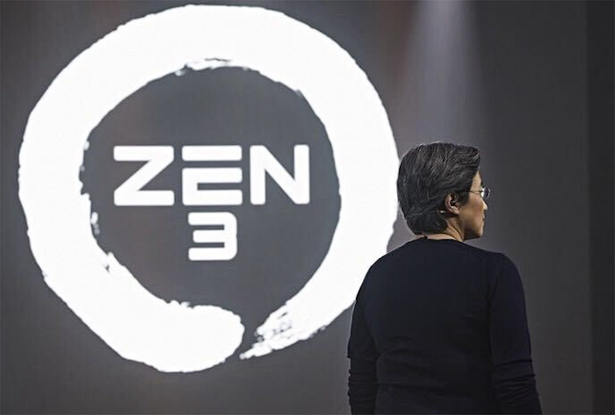 Презентация процессоров AMD Ryzen 5000 на архитектуре Zen 3