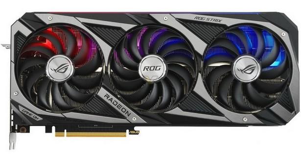 ASUS Radeon RX 6800 ROG Strix