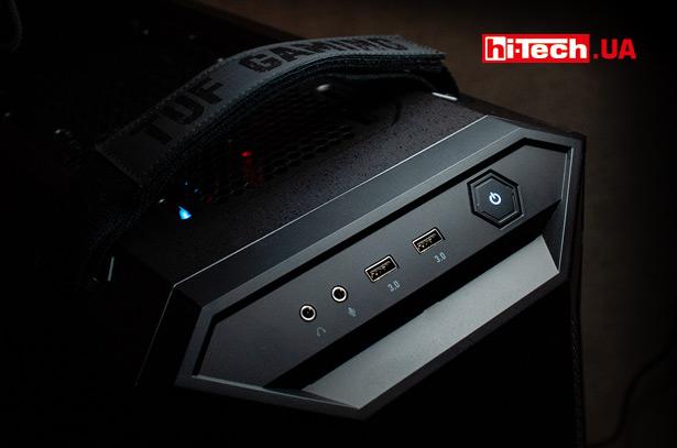 Сборка ASUS GeForce RTX 3080