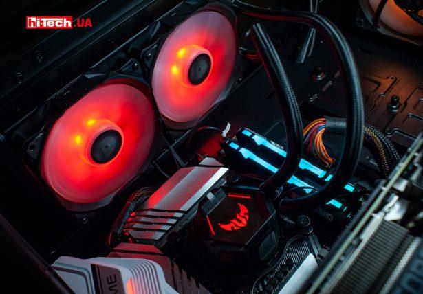 ASUS TUF Gaming LC 240 RGB
