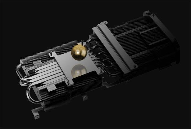 Радиатор ASUS TUF Gaming GeForce RTX 3080