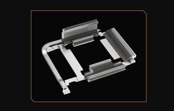 Радиатор Радиатор ASUS TUF Gaming GeForce RTX 3080