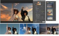 Adobe Photoshop sky ai