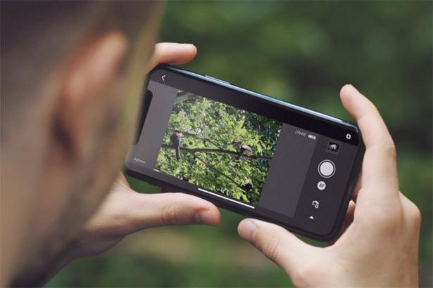 Canon PowerShot ZOOM подключение смартфона