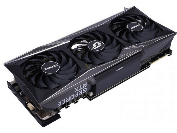 Colorful GeForce RTX 3090 iGame Vulcan X OC