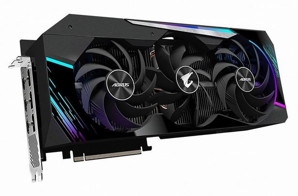 Gigabyte Aorus GeForce RTX 3080