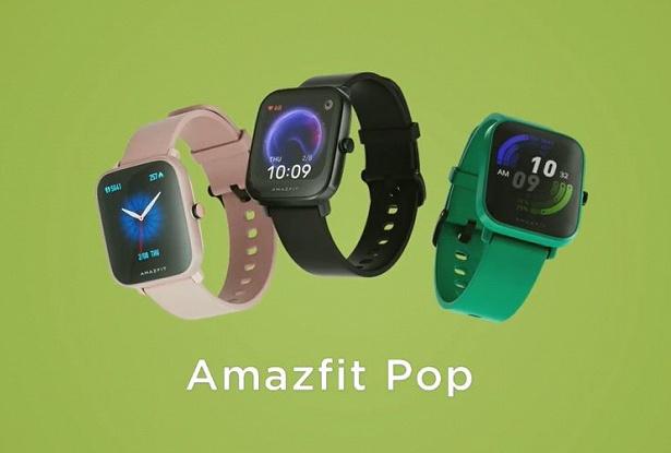Huami Amazfit Pop