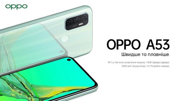 OPPO A53