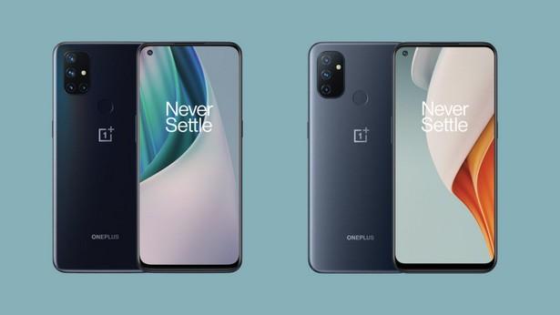 OnePlus Nord N10 и N100