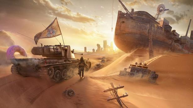 World of Tanks Blitz korn