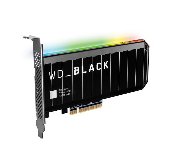 WD N1500 NVMe SSD
