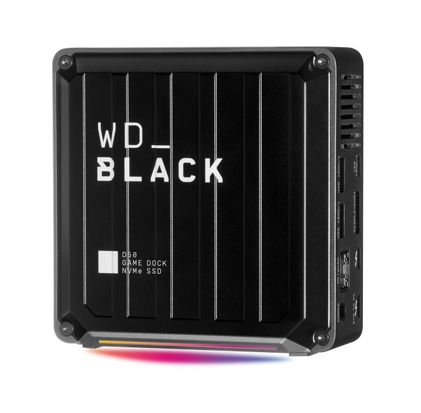 WD D50 Game Dock