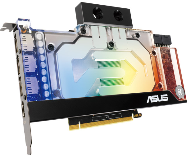 ASUS EKWB GeForce RTX 30