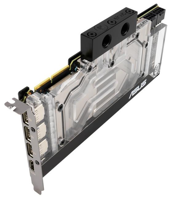 Водоблок ASUS EKWB GeForce RTX 30
