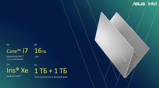 ASUS VivoBook 15 K513, VivoBook 14 K413
