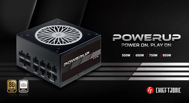 Chieftronic power supply