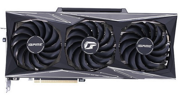 Colorful iGame GeForce RTX 3080 Vulcan OC
