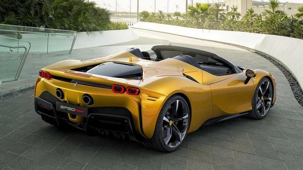 FerrariSF90 Spider