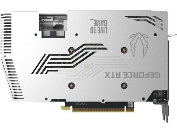 GeForce RTX 3070 Twin Edge OC White Edition