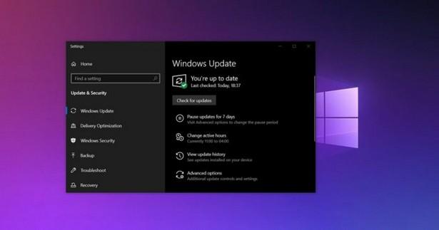 Microsoft drivers update
