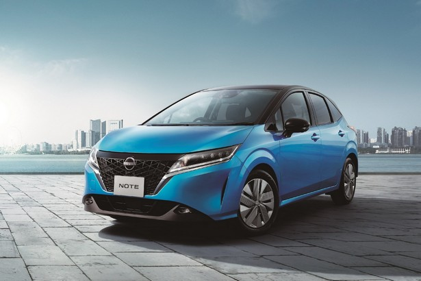 Nissan Note 2020