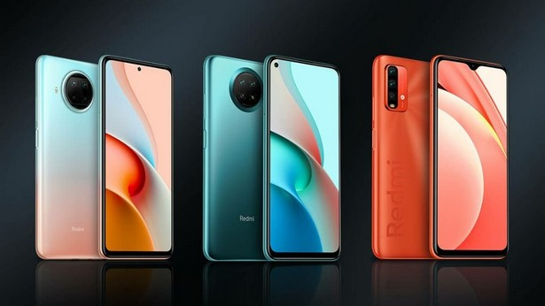 Redmi Note 9 Pro (5G), Note 9 (5G) и Note 9 4G