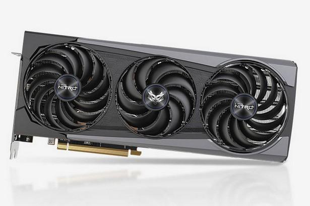 Sapphire NITRO plus Radeon RX 6800 XT