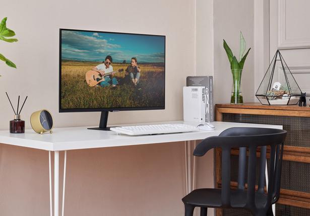 Смарт-мониторы Samsung серий M7 и M5