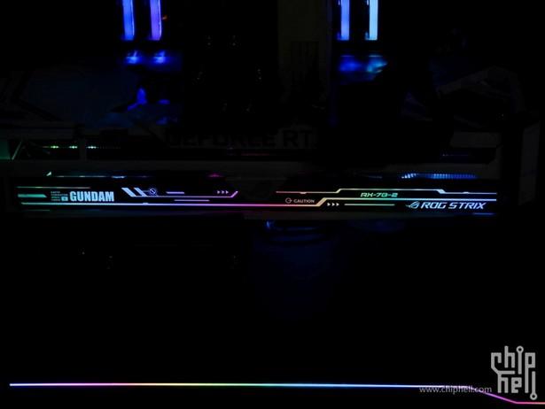 ASUS ROG Strix GeForce RTX 3090 GUNDAM