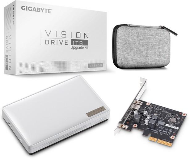 Gigabyte Vision Drive