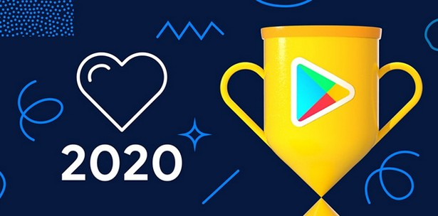 Google Play top 2020