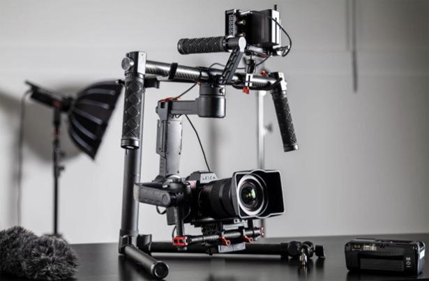 Видеосъемка с камерой Leica SL2-S