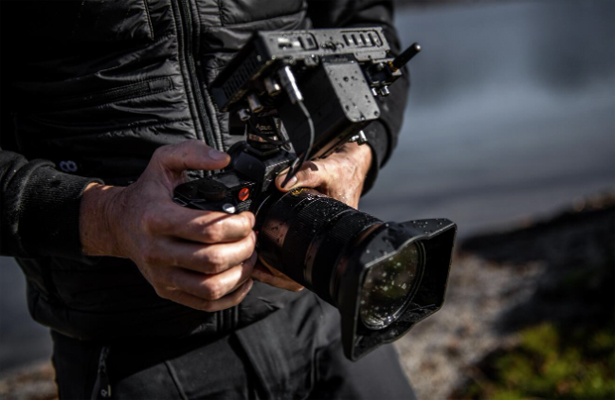 Защита от воды и пыли в Leica SL2-S